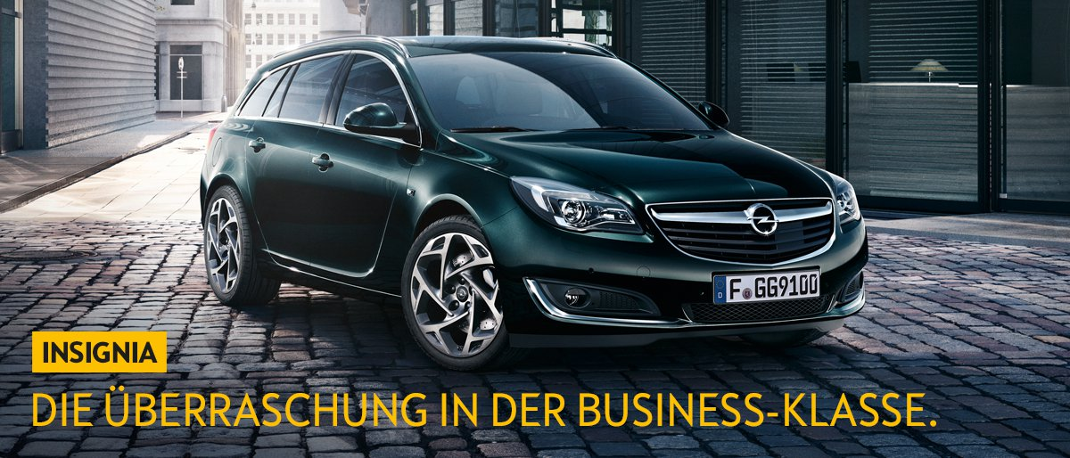 opel insignia die dynamische ger umige limousine opel. Black Bedroom Furniture Sets. Home Design Ideas